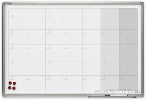 Доска-планер на месяц 2x3 P3 TP001