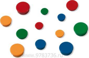 Магниты для магнитно-маркерных досок АМ140