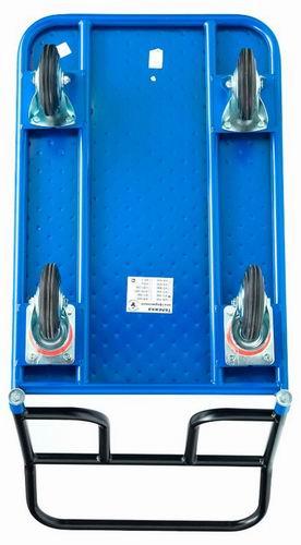 Платформенная тележка КП-150 колеса 125 мм Tellure Rota