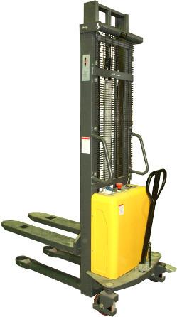 Штабелер с электроподъемом Noblift SPN 1535