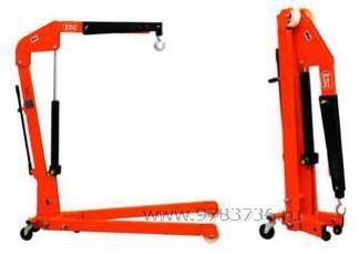 Кран гидравлический, кран гусек Euro-Lift SC1000