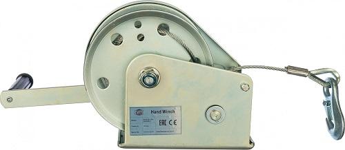 Лебедка ручная барабанная Euro-Lift AHW18