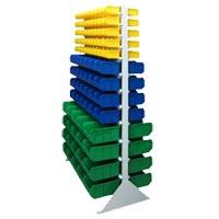 Стойки стационарные для пластиковых контейнеров