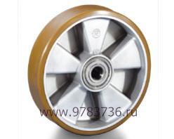 Колесо большегрузное Tellure Rota 653104 (полиуретан)