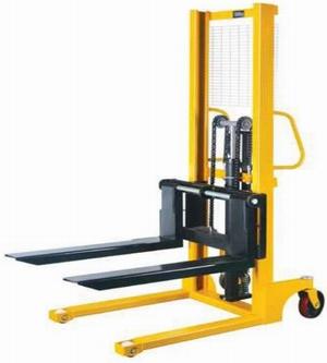 Штабелер гидравлический ручной Euro-Lift CTY-E1.0T