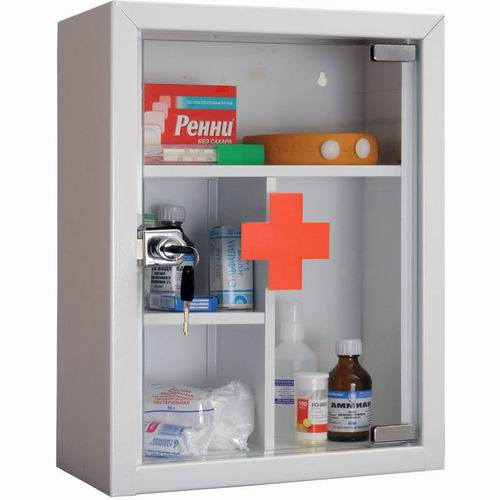 Медицинская аптечка ПРАКТИК AMD-39G