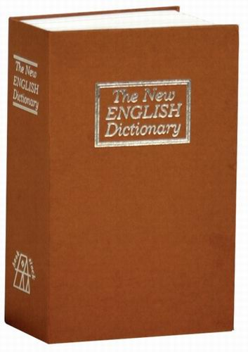 Тайник книга ONIX BS-180 English Dictionary