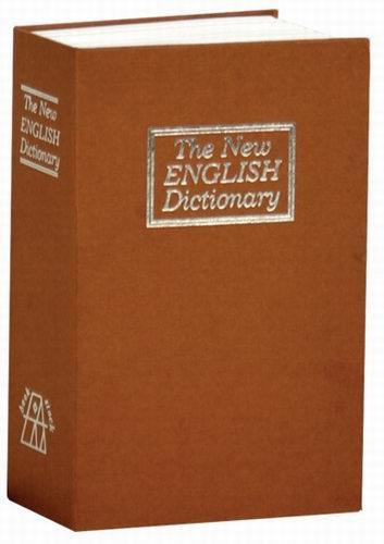 Тайник книга ONIX BS-180 English Dictionary