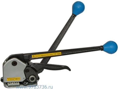Комбинированное устройство М4К для обвязки металлической лентой