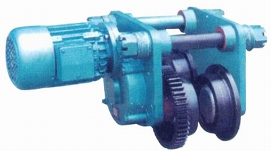 Каретка электрическая передвижная Euro-Lift CD1, MD1, H-CD 3.2т