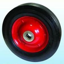 Колесо на ось SR 1501 (литая резина)