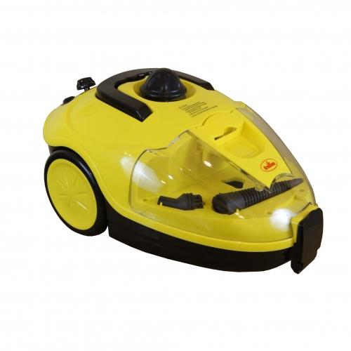 Пароочиститель напольный KRAUSEN Yellow Steam