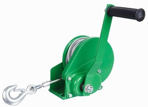 Лебедка ручная барабанная Euro-Lift AHW12A