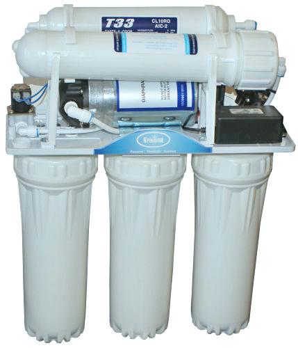 Фильтр для очистки воды с системой обратного осмоса KRAUSEN RO 75 LIGHT