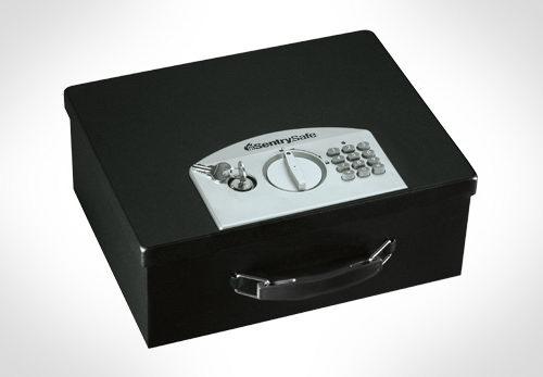 Металлический бокс SENTRYSAFE ESB-3 BOX