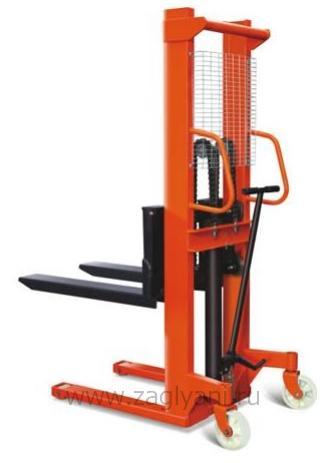 Штабелер гидравлический ручной Euro-Lift CTY-D1.0T
