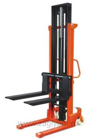 Штабелер гидравлический ручной Euro-Lift CTY-EH1.0T 2.5м
