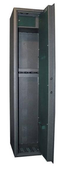 Сейф оружейный SAFETRONICS SP5 150 MM