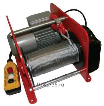 Лебедка электрическая Euro-Lift EWH500-60