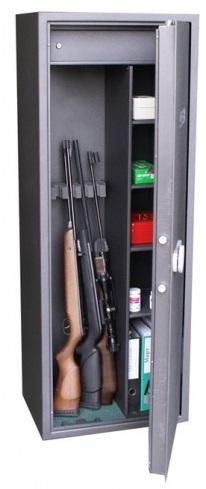 Сейф оружейный SAFETRONICS MAXI 5 PME/K5