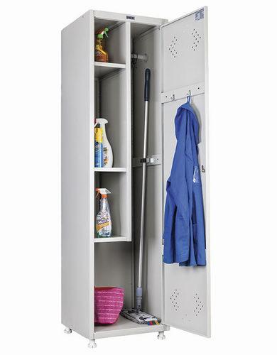 Шкаф для хозинвентаря ПРАКТИК LS 11-50