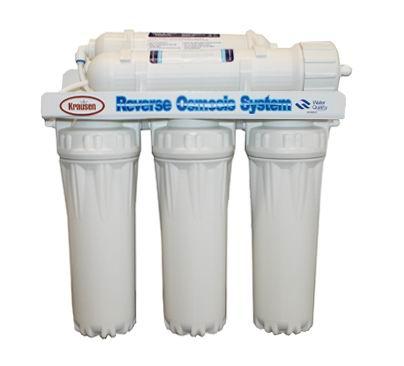 Фильтр для очистки воды с системой обратного осмоса KRAUSEN RO 75 BASIC