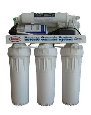 Фильтр для очистки воды с системой обратного осмоса KRAUSEN RO 75 FLUSH