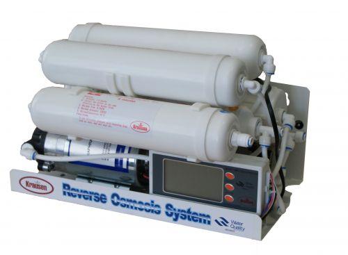 Фильтр для очистки воды с системой обратного осмоса KRAUSEN RO 75 mini LCD