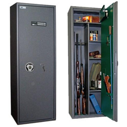 Сейф оружейный SAFETRONICS MAXI 5 PEM/K3