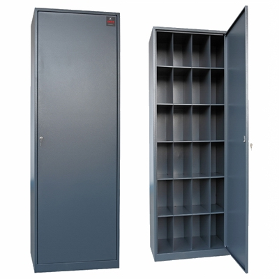 Шкаф для противогазов 24 ячейки