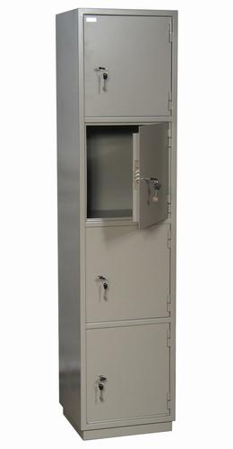 Шкаф бухгалтерский КОНТУР КБ-06, КБС-06