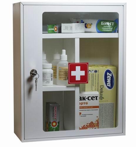 Аптечка офисная Klesto G45/2