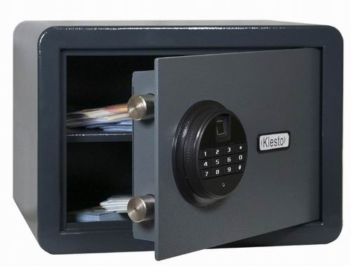 Сейф с биометрическим замком Klesto RS bio-25