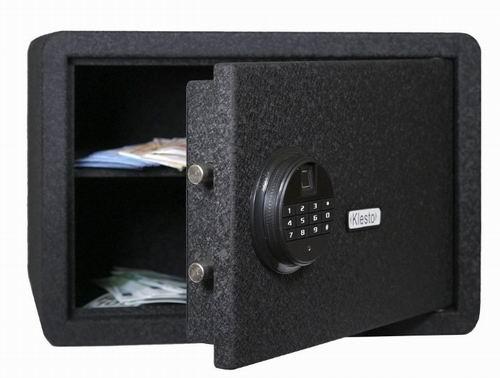 Сейф с биометрическим замком Klesto RS bio-30