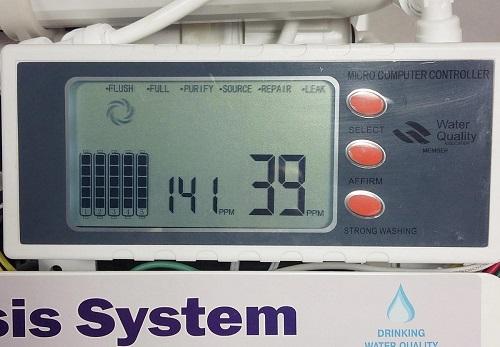 Фильтр очистки воды обратного осмоса KRAUSEN RО 600 PUMP LCD
