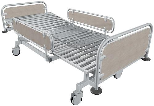 Кровать общебольничная HILFE МД КМ-17