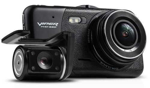 Видеорегистратор Viper FHD-650 внутрення камера
