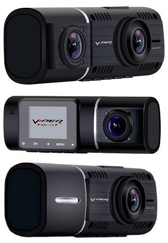 Видеорегистратор Viper TWIST 2 камеры