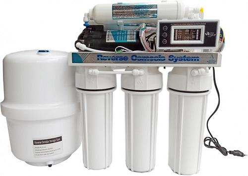 Фильтр для очистки воды с системой обратного осмоса KRAUSEN 75 AUTO LCD