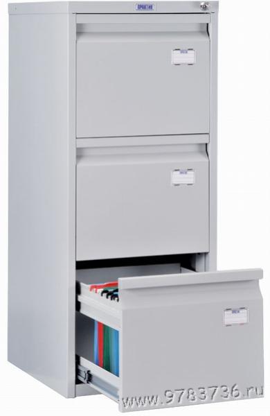 Шкаф картотечный ПРАКТИК A-43